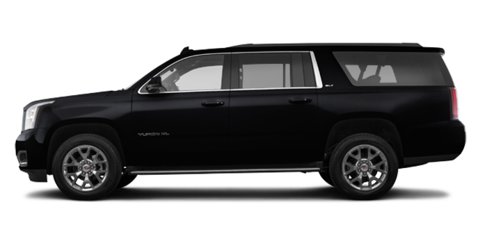 2018 GMC Yukon XL SLT | Photo 4 | Onyx Black