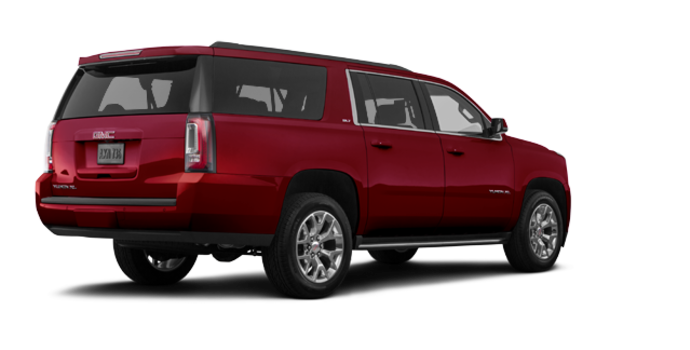 2018 GMC Yukon XL SLT | Photo 5 | Crimson Red Tintcoat