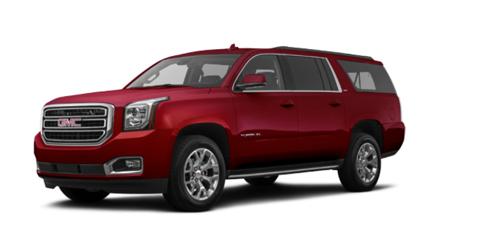 2018 GMC Yukon XL SLT | Photo 6 | Crimson Red Tintcoat