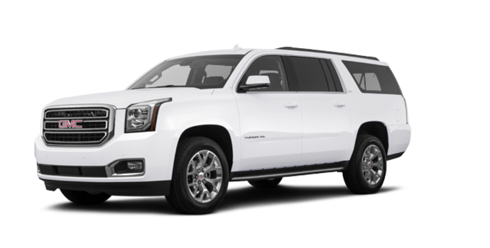 2018 GMC Yukon XL SLT | Photo 6 | White frost tricoat