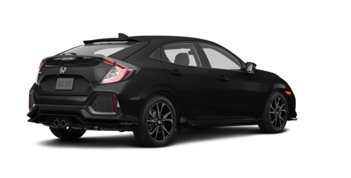 2018 Honda Civic hatchback SPORT TOURING | Photo 5 | Crystal Black Pearl
