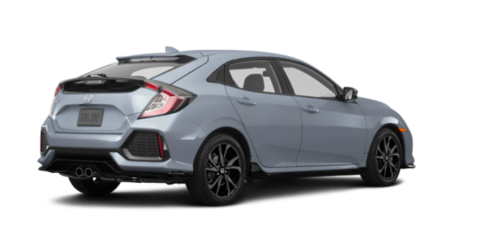 2018 Honda Civic hatchback SPORT TOURING | Photo 5 | Sonic Grey Pearl