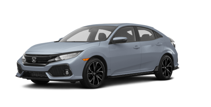 2018 Honda Civic hatchback SPORT TOURING | Photo 6 | Sonic Grey Pearl