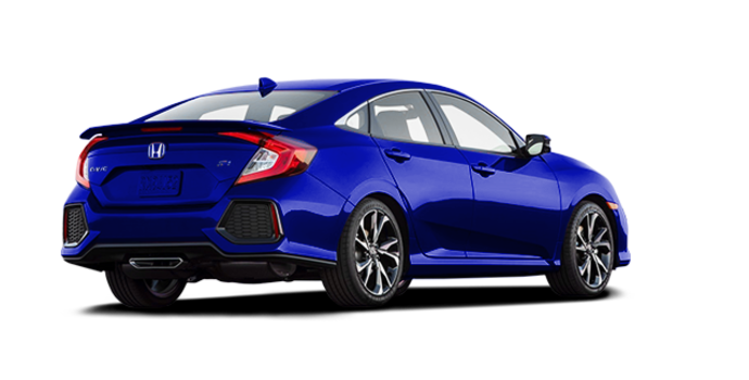 2018 Honda Civic Sedan SI | Photo 5 | Aegean Blue Metallic