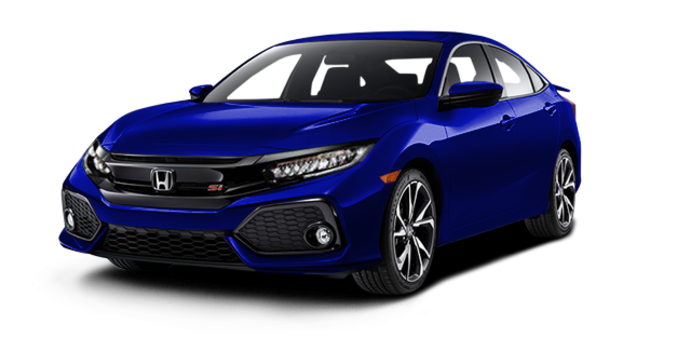 2018 Honda Civic Sedan SI | Photo 6 | Aegean Blue Metallic