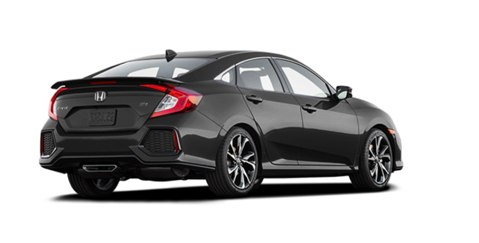 2018 Honda Civic Sedan SI | Photo 5 | Modern Steel Metallic