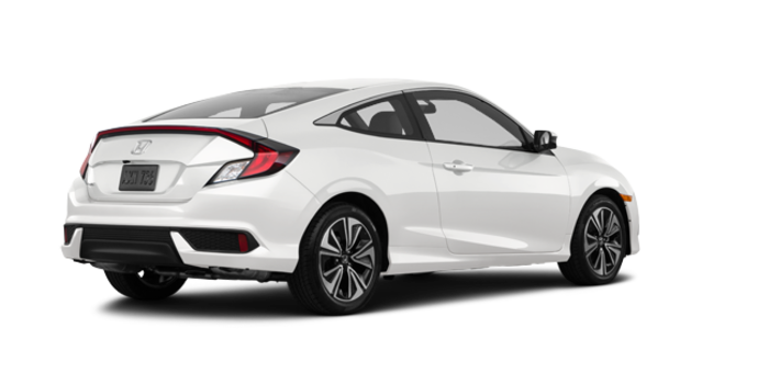2018 Honda Civic Coupe EX-T | Photo 5 | White Orchid Pearl