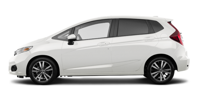 2018 Honda Fit EX-L NAVI | Photo 4 | White Orchid Pearl