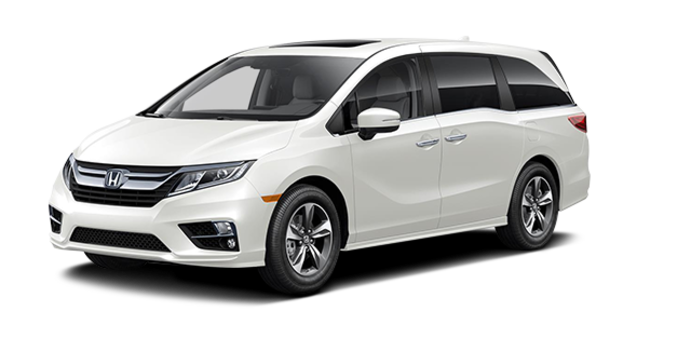 2018 Honda Odyssey EX-L NAVI | Photo 6 | White Diamond Pearl