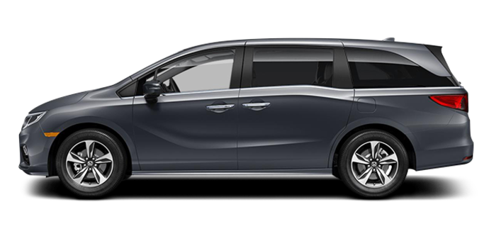 2018 Honda Odyssey EX-L RES | Photo 4 | Modern Steel Metallic
