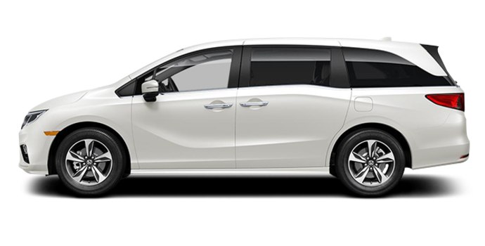 2018 Honda Odyssey EX-L RES | Photo 4 | White Diamond Pearl