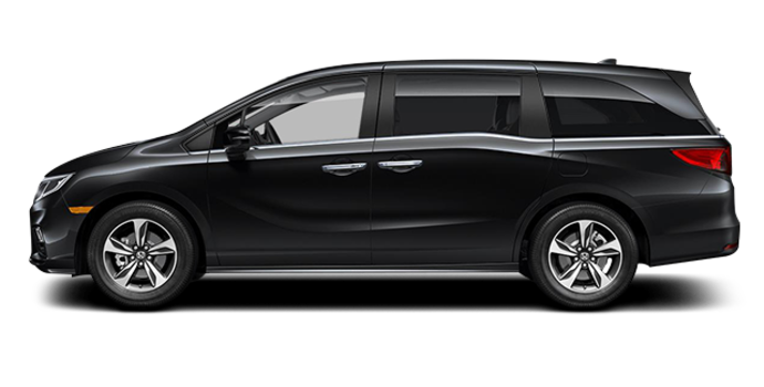 2018 Honda Odyssey EX-L RES | Photo 4 | Crystal Black Pearl