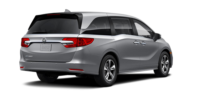 2018 Honda Odyssey EX-L RES | Photo 5 | Lunar Silver Metallic