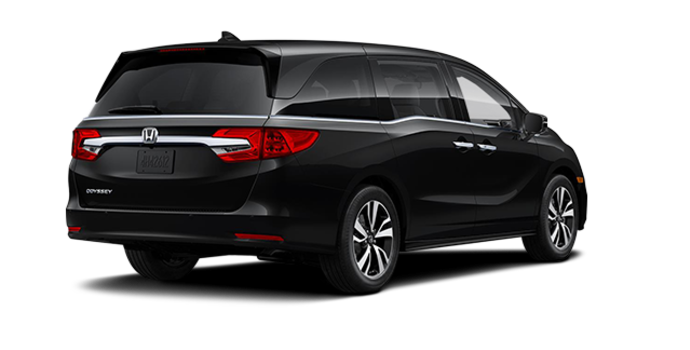 2018 Honda Odyssey TOURING | Photo 5 | Crystal Black Pearl