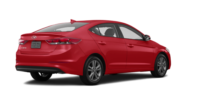 2018 Hyundai Elantra GL SE | Photo 5 | Fiery Red
