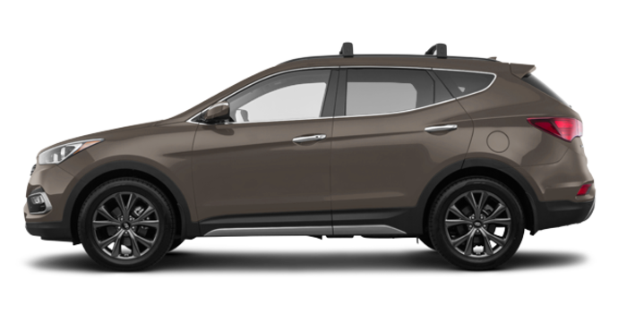 2018 Hyundai Santa Fe Sport 2.0T ULTIMATE | Photo 4 | Platinum Graphite