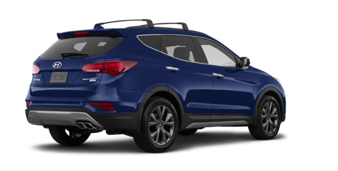 2018 Hyundai Santa Fe Sport 2.0T ULTIMATE | Photo 5 | Nightfall Blue