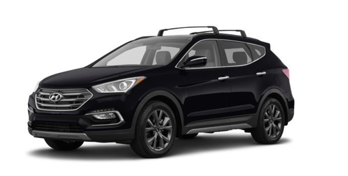 2018 Hyundai Santa Fe Sport 2.0T ULTIMATE | Photo 6 | Twilight Black