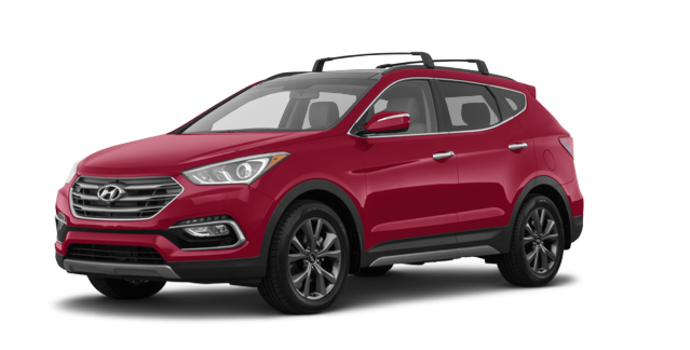 2018 Hyundai Santa Fe Sport 2.0T ULTIMATE | Photo 6 | Serrano Red