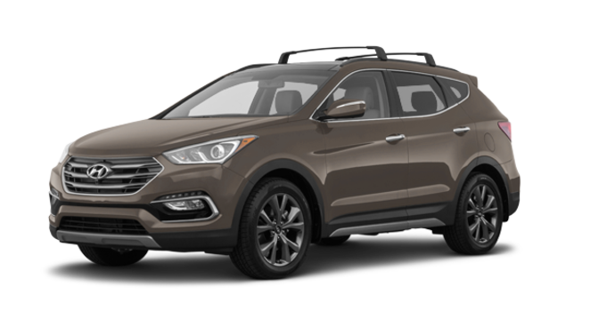 2018 Hyundai Santa Fe Sport 2.0T ULTIMATE | Photo 6 | Platinum Graphite