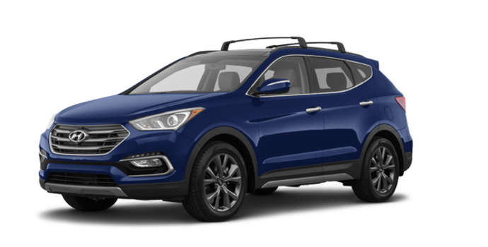 2018 Hyundai Santa Fe Sport 2.0T ULTIMATE | Photo 6 | Nightfall Blue