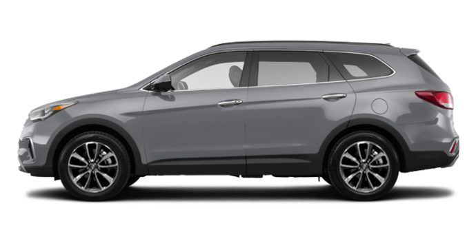 2018 Hyundai Santa Fe XL BASE | Photo 4 | Iron Frost