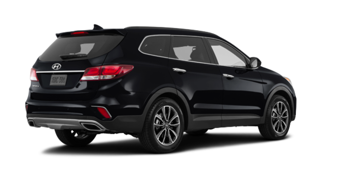 2018 Hyundai Santa Fe XL BASE | Photo 5 | Becketts Black