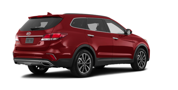 2018 Hyundai Santa Fe XL BASE | Photo 5 | Regal Red Pearl