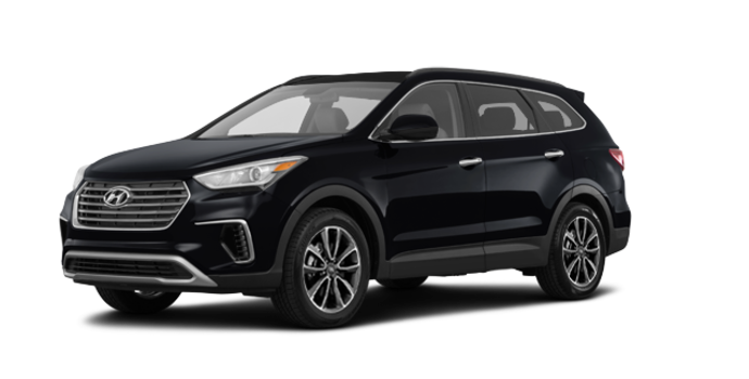 2018 Hyundai Santa Fe XL BASE | Photo 6 | Becketts Black