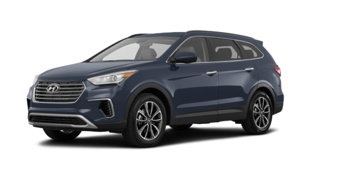 2018 Hyundai Santa Fe XL BASE | Photo 6 | Night Sky Pearl