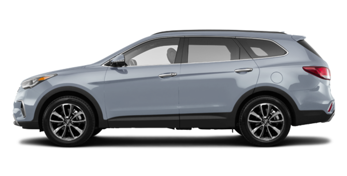 2018 Hyundai Santa Fe XL LUXURY | Photo 4 | Circuit Silver