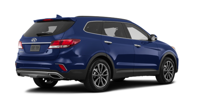 2018 Hyundai Santa Fe XL LUXURY | Photo 5 | Storm Blue