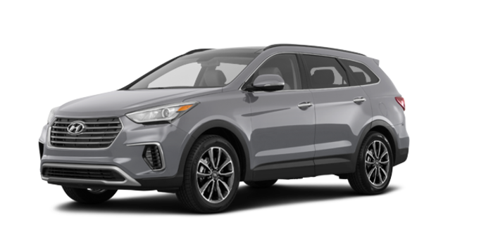 2018 Hyundai Santa Fe XL LUXURY | Photo 6 | Iron Frost