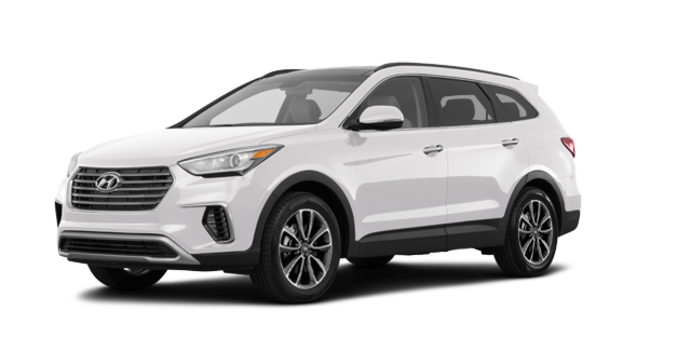 2018 Hyundai Santa Fe XL LUXURY | Photo 6 | Monaco White
