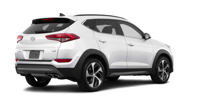 2018 Hyundai Tucson 1.6T ULTIMATE AWD | Photo 5 | Winter White