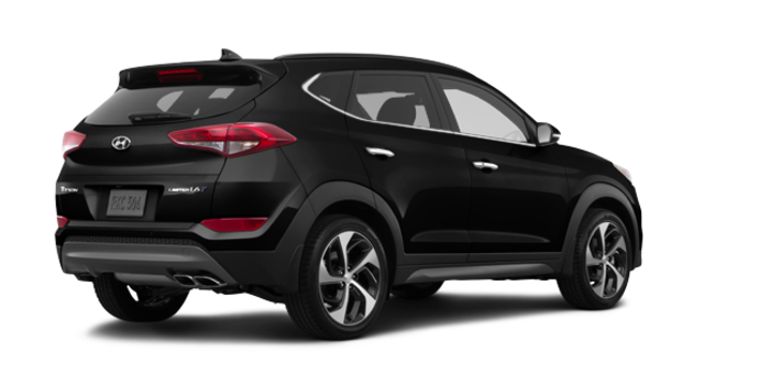 2018 Hyundai Tucson 1.6T ULTIMATE AWD | Photo 5 | Ash Black