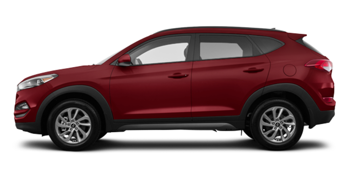 2018 Hyundai Tucson 2.0L SE | Photo 4 | Ruby Wine