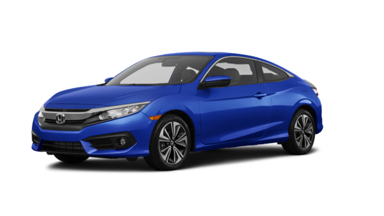 Honda Civic Coupe EX-T 2017