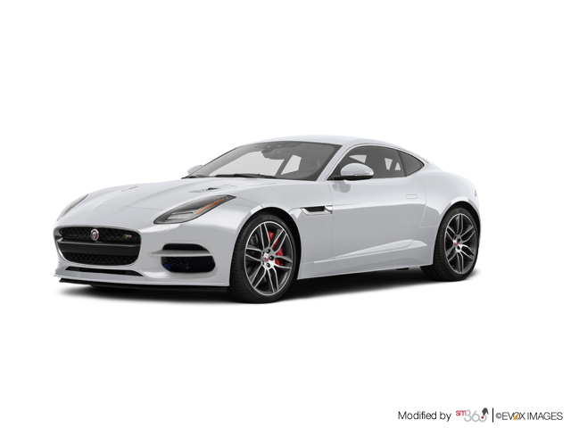 Jaguar F-Type Coupe 550hp R AWD (2) 2019