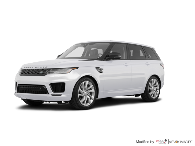 2019 Land Rover Range Rover Sport V8 Supercharged Dynamic