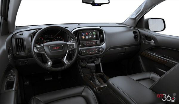 GMC Canyon SLT 2018
