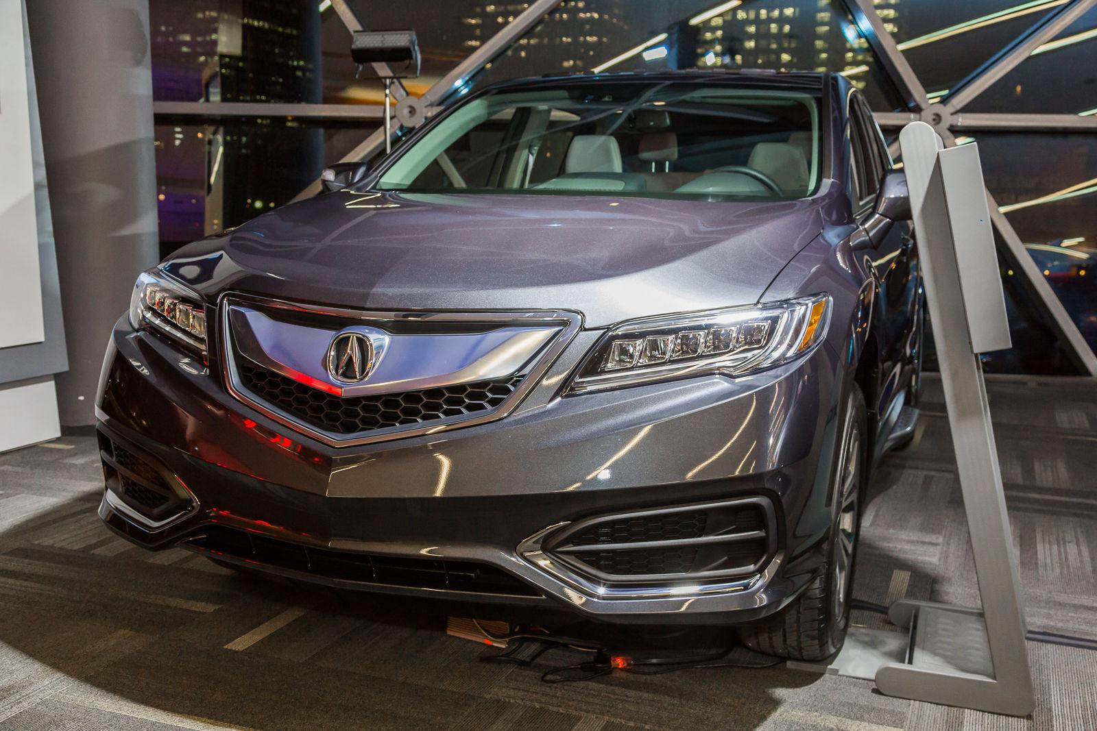 Ottawa Auto Show 2016 Acura Rdx By Mierins Automotive