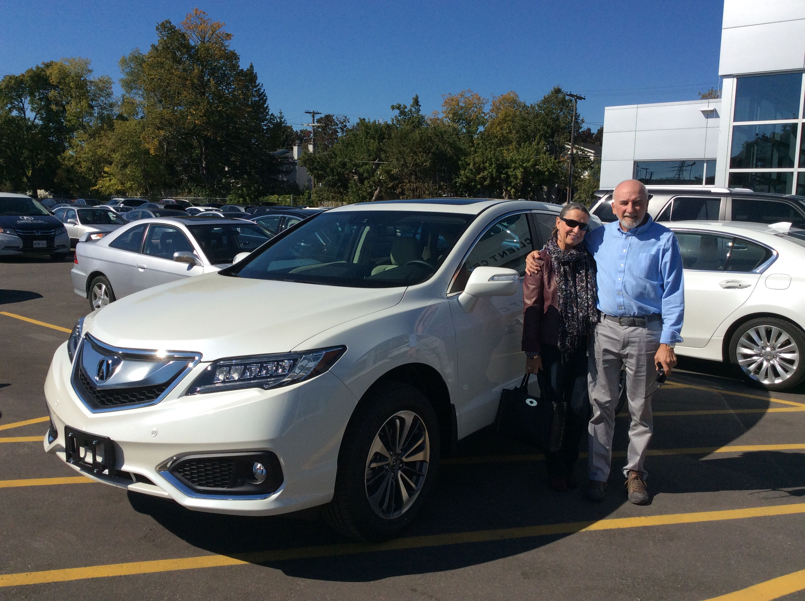 Jamie Made This So Easy And Enjoyable By Ralph Amp Gail Camco Acura In Ottawa