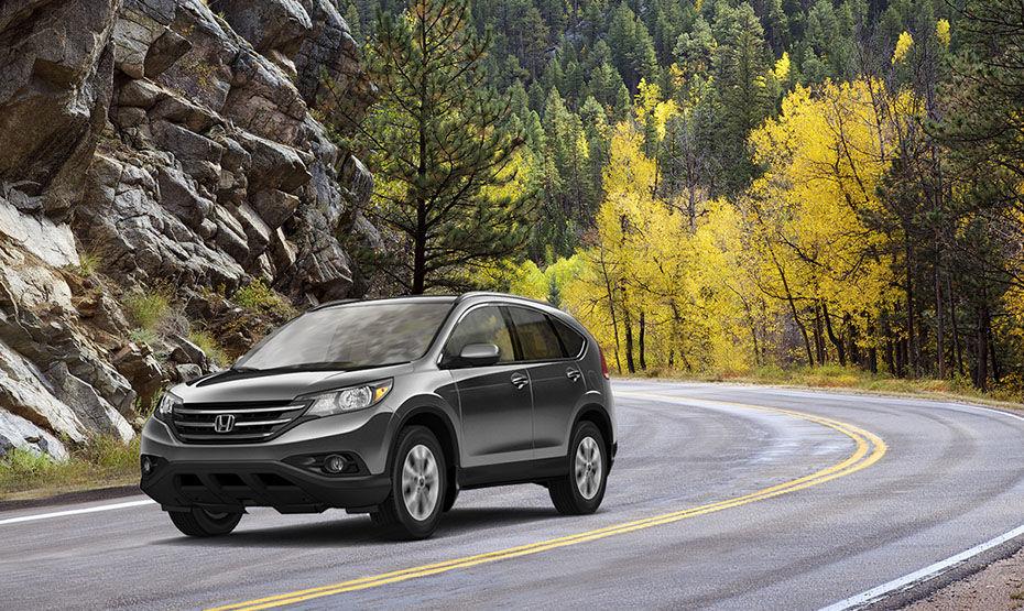 2014 honda cr v comfortable spacious great fuel for Honda cr v fuel economy