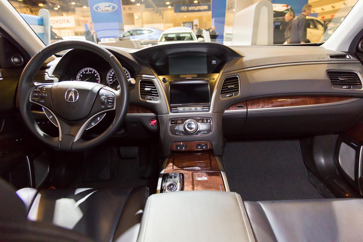 Ottawa Auto Show 2015 Acura Rlx Sport Hybrid By Mierins