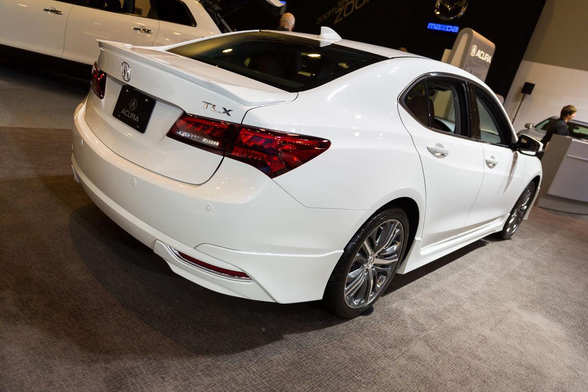 Ottawa Auto Show 2015 Acura Tlx By Mierins Automotive