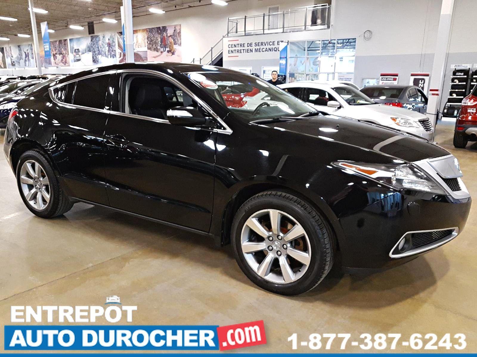 Acura ZDX TÉLÉVISION GRATUITE Tech Pkg AWD  NAVIGATION, CUIR 2012 TV 39