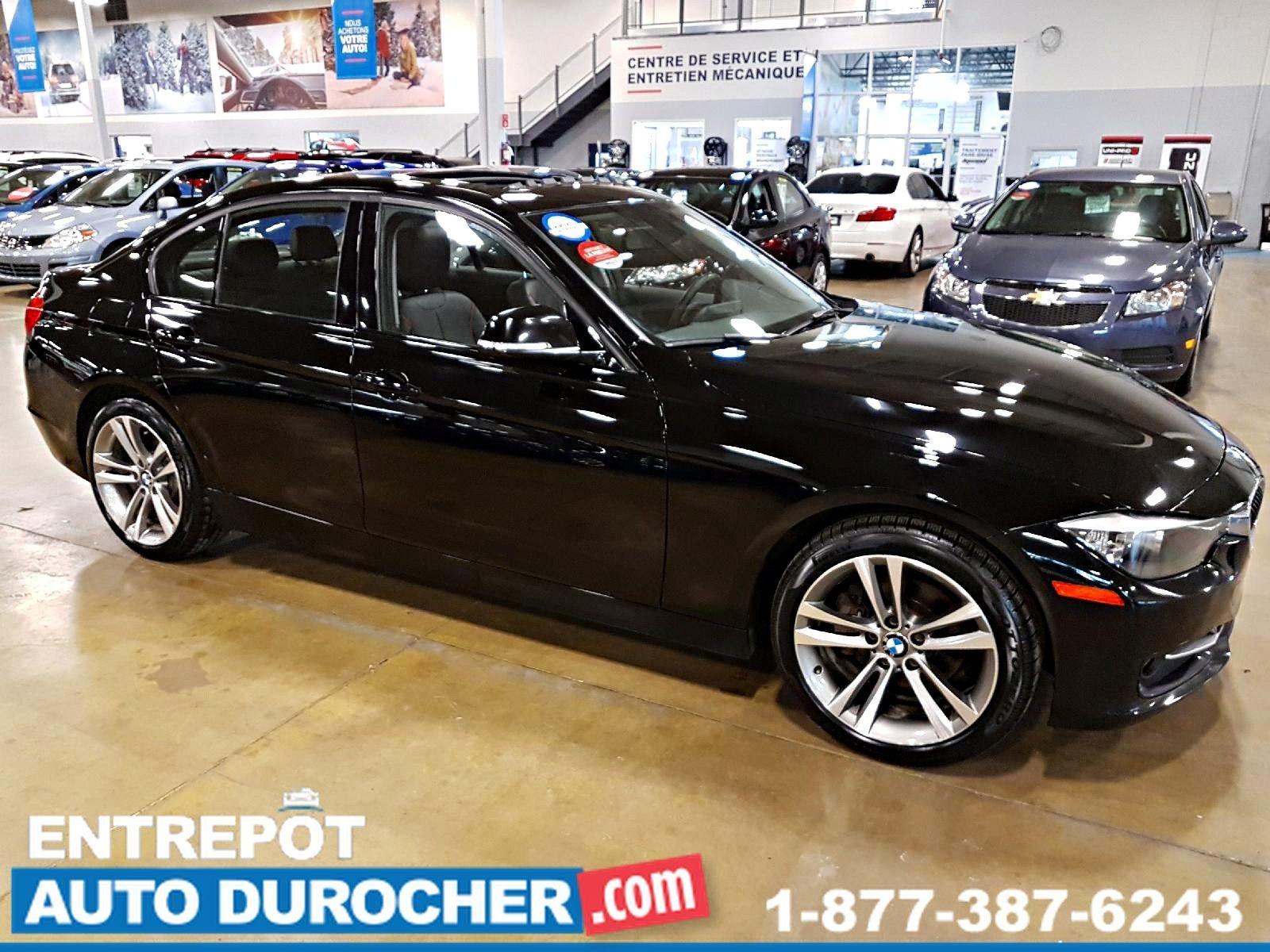 2014  BMW 3 Series 320i xDrive - Sportline - TOIT OUVRANT - CUIR