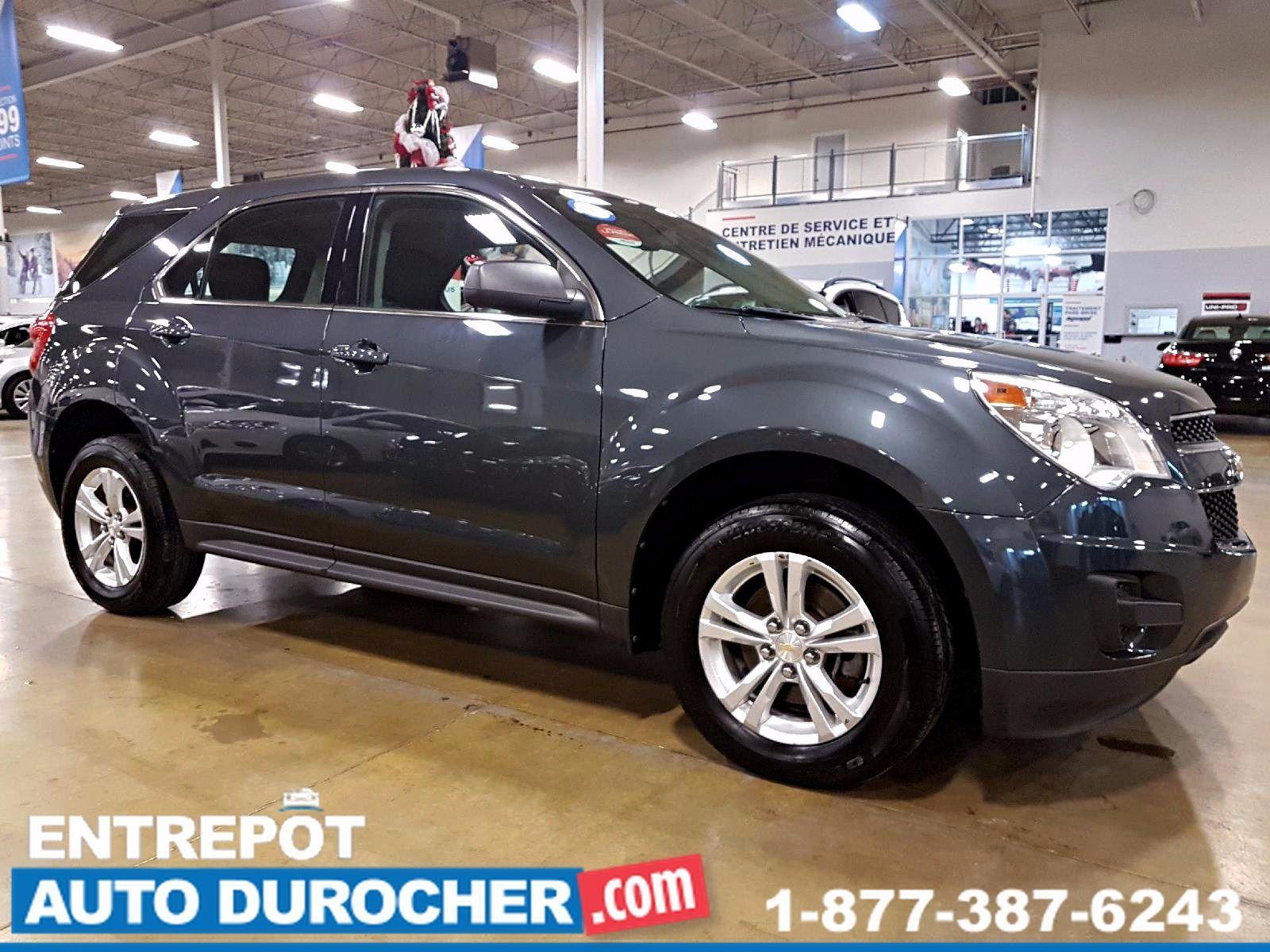 Chevrolet Equinox LS AWD AUTOMATIQUE AIR CLIMATISÉ GROUPE ÉLECTRIQUE 2011