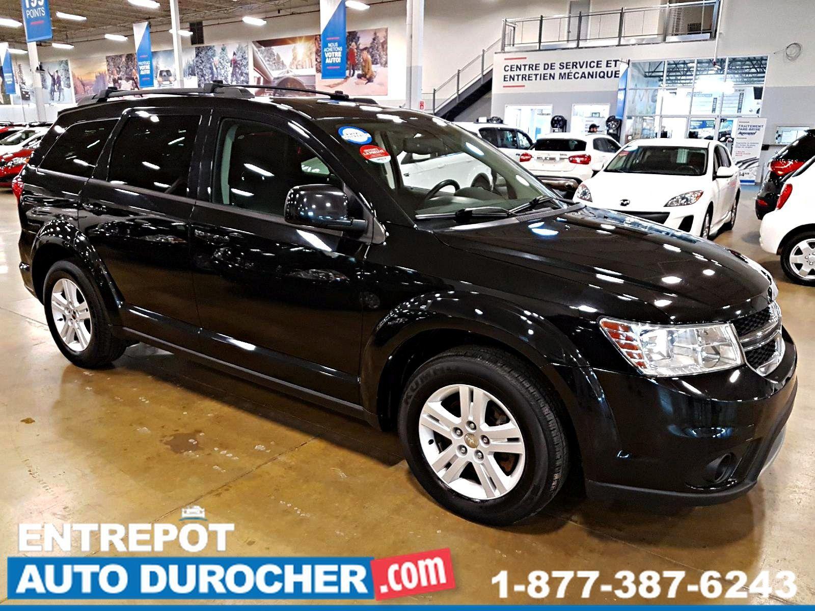 Dodge Journey SXT Automatique - A/C - Groupe Électrique 2012